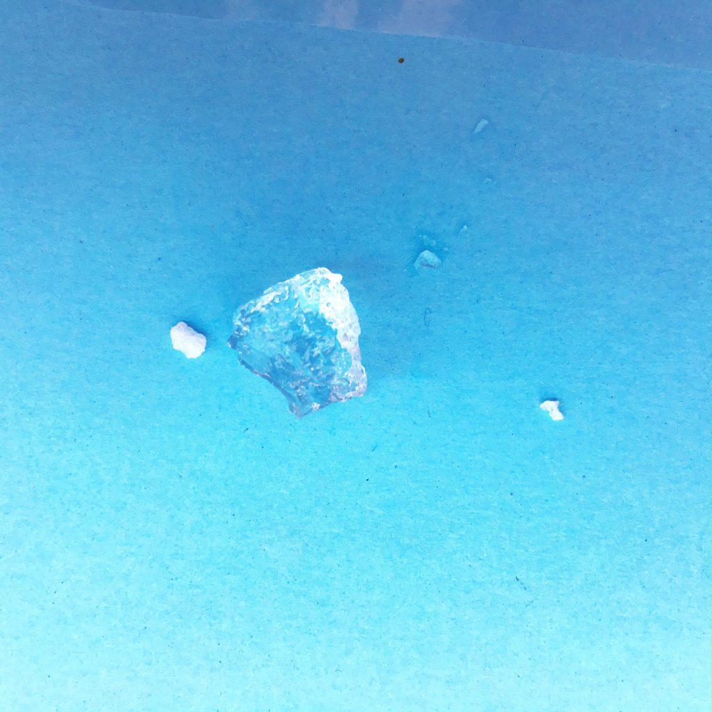 cristal de hidrogel